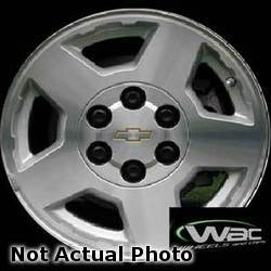 Wheel (Not Actual Photo)