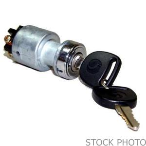 Ignition Switch W/Key (Not Actual Photo)