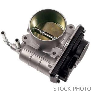2011 Volvo C70 Throttle Body